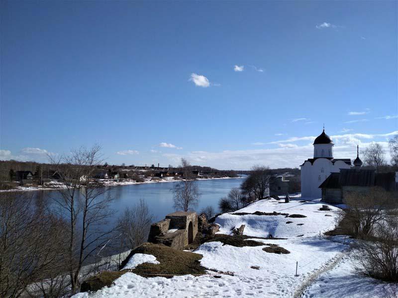 Волхов-Старая-Ладога-крепость