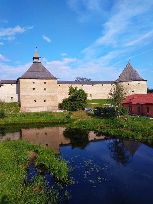 Староладожская-крепость