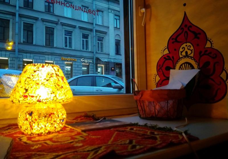 настоящая индийская кухня в Петербурге