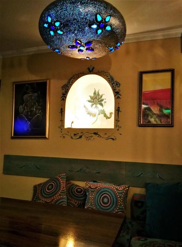 индийский ресторан в Петербурге