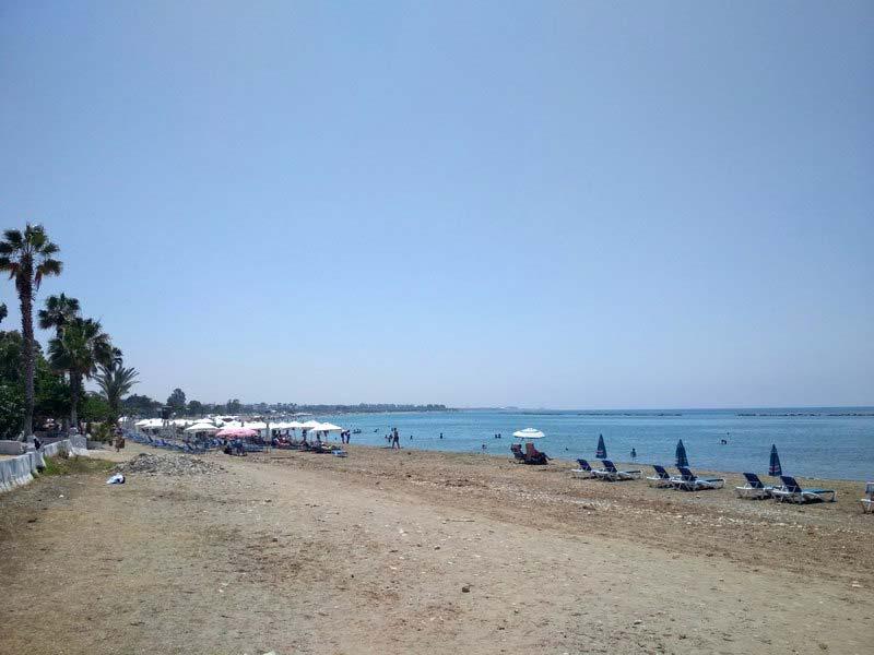 Пляж-Riccos-Beach