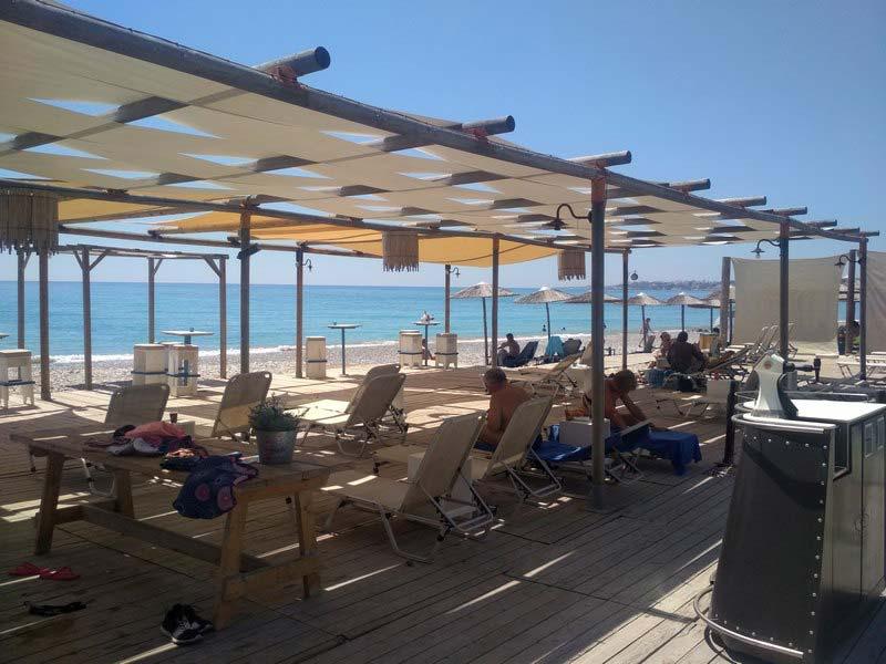 Пляж-Blue-Coral