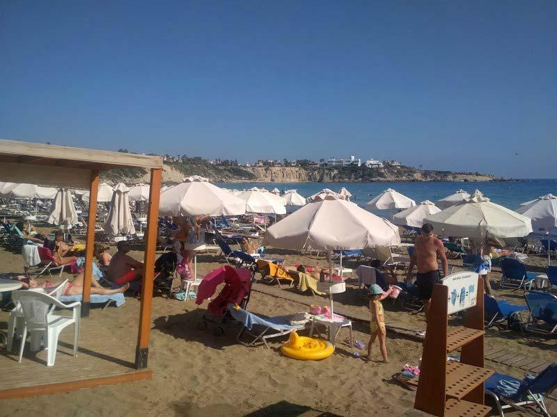 Пляж-Coral-Bay-Beach