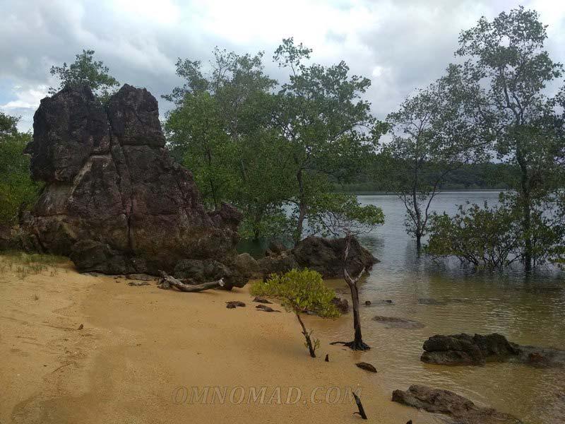 Остров Ко Чанг Ранонг