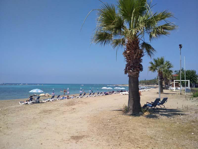 пляж-Героскипу