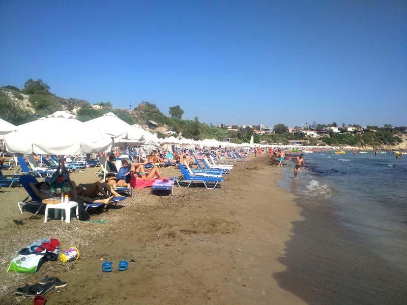 Пляж-Coral-Bay