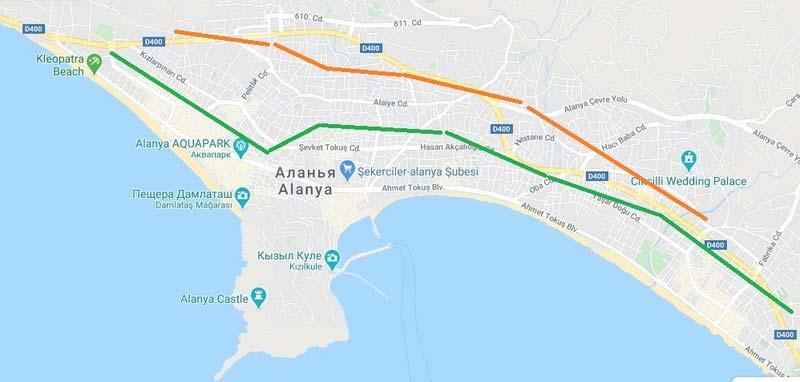 Аланья-Турция