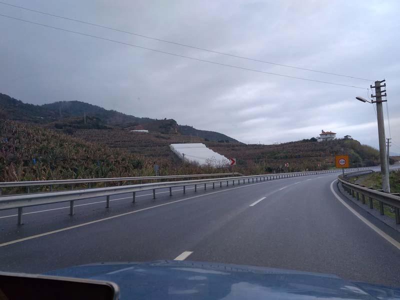 дороги-в-Турции-автострада