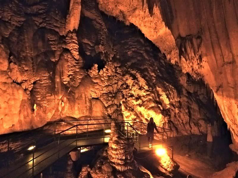 пещера-Дим-зимой