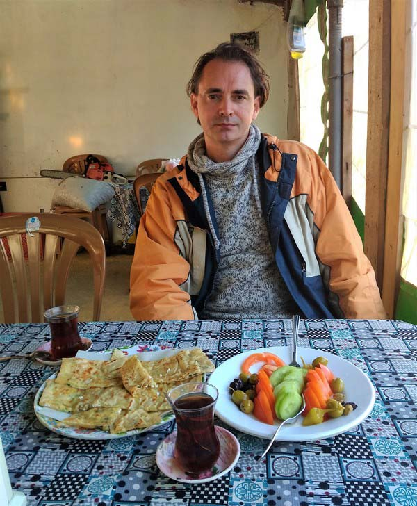 турецкие закусочные в горах