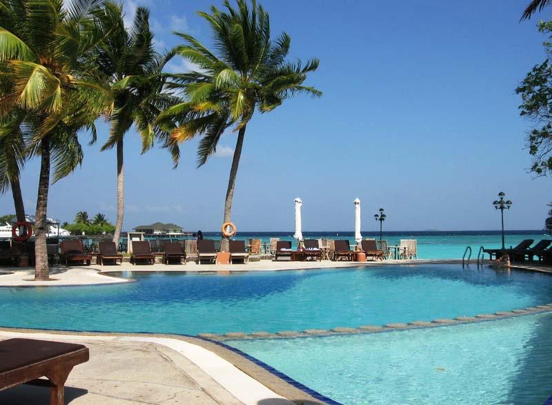 Мальдивы-недорогой-отель