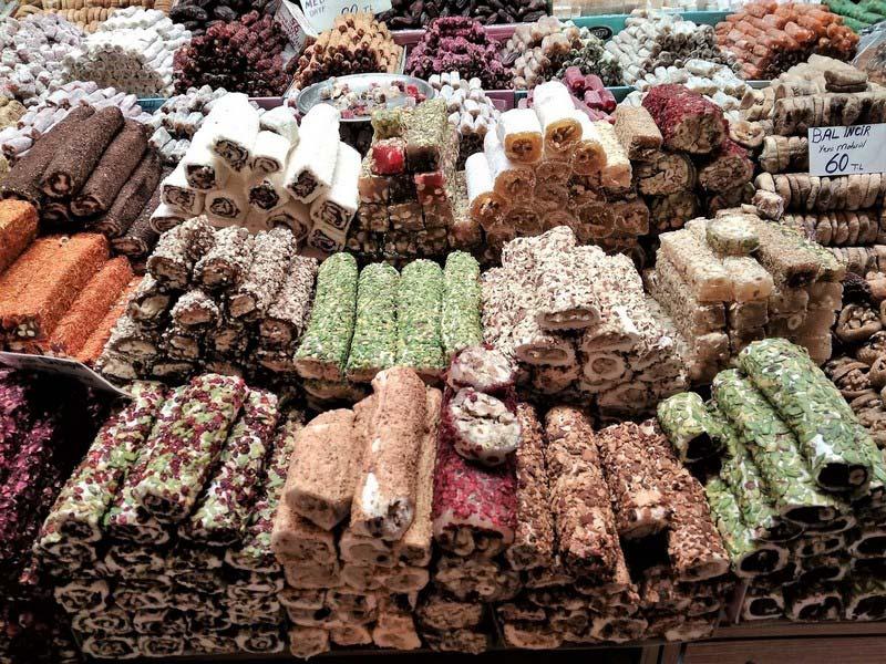 турецкие-сладости