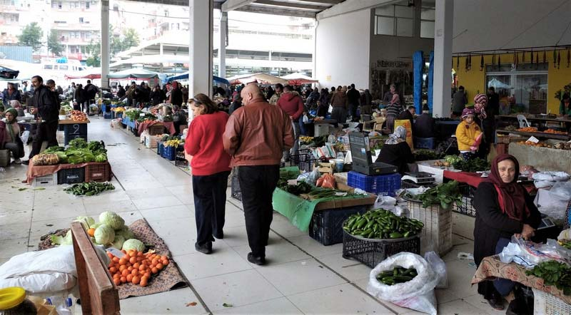 Турция-рынок