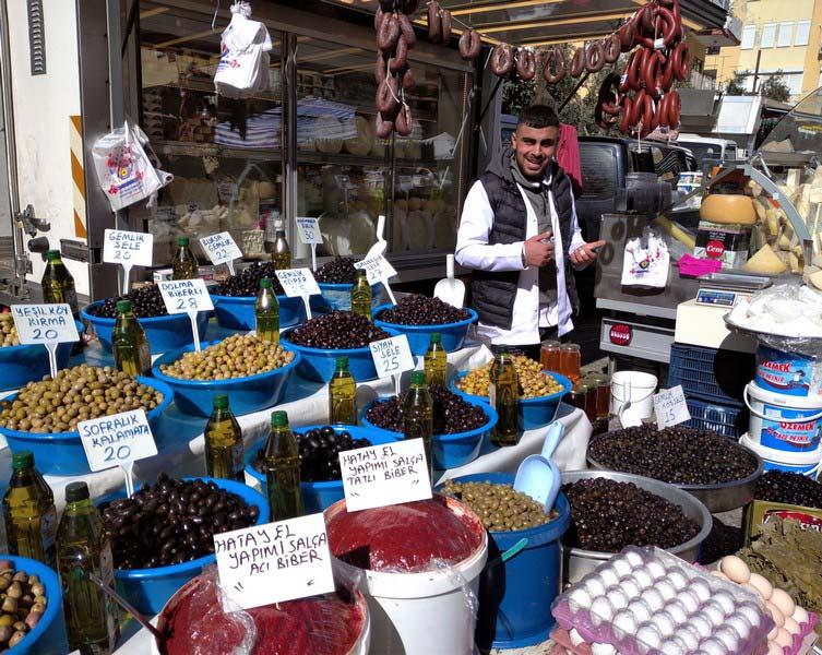 рынки-Турции