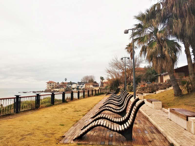 Сиде Турция зима