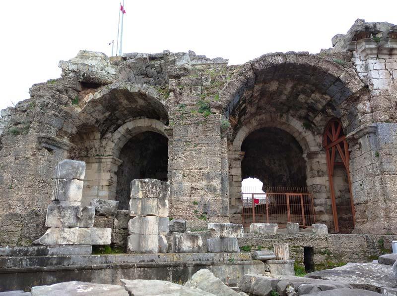 Турция Сиде