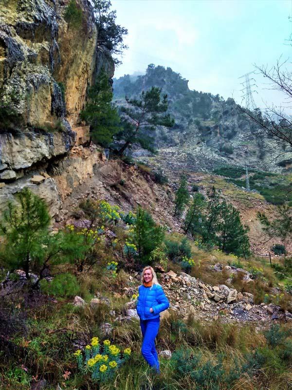 зимняя-Турция-в-горах