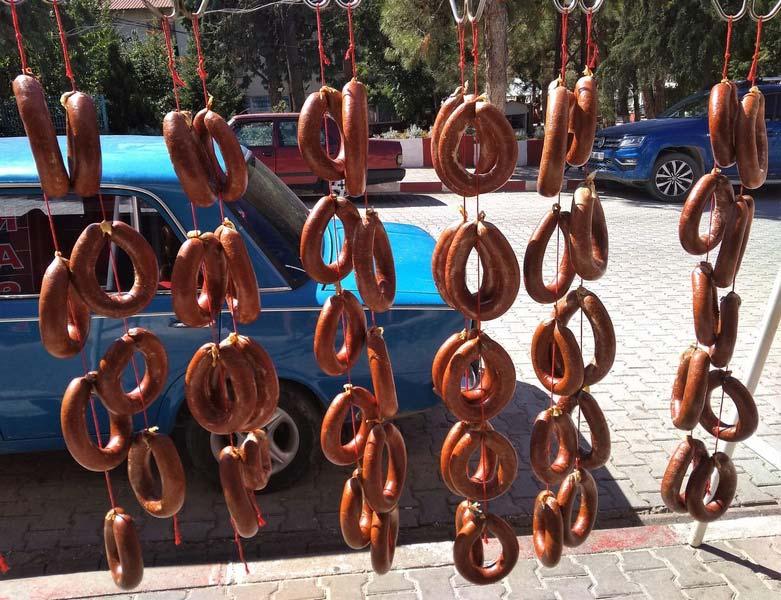 турецкая-колбаса