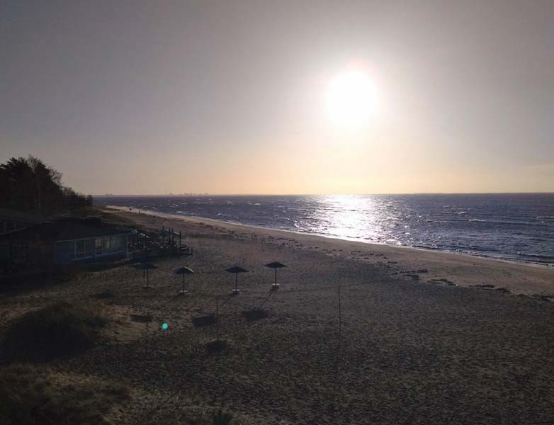 Пляжи-Комарово