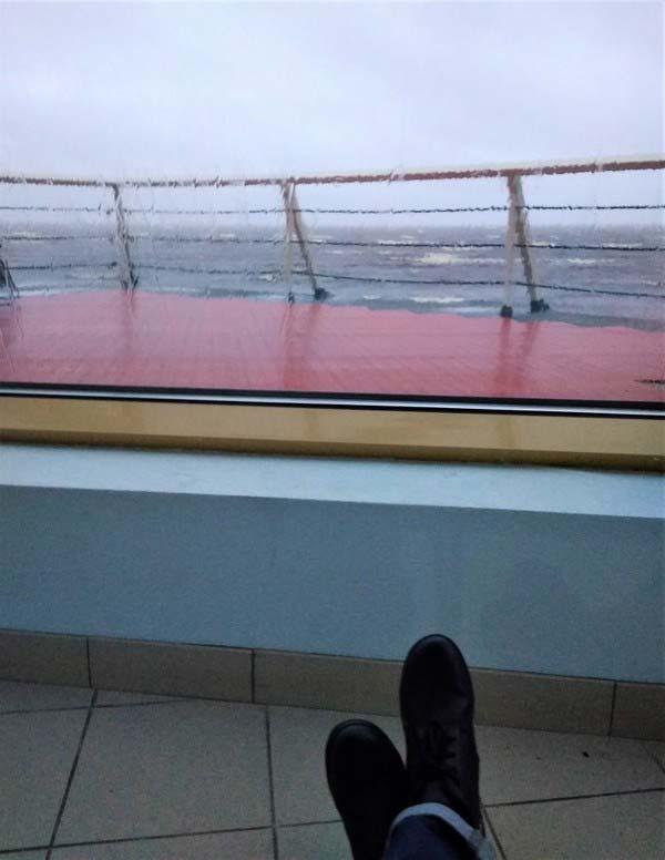Отель корабль Лайнер Комарово