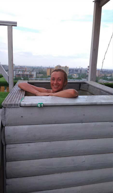 баня-на-крыше