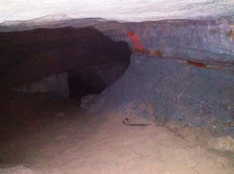 Танечкина-пещера-Волхов